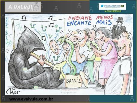 BRASIL- Engane menos, Encante MAIS