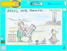 BRASIL - Voto Certeiro