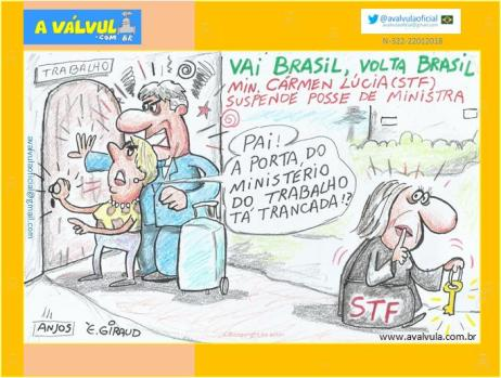 STF - Vai Brasil, Volta Brasil....